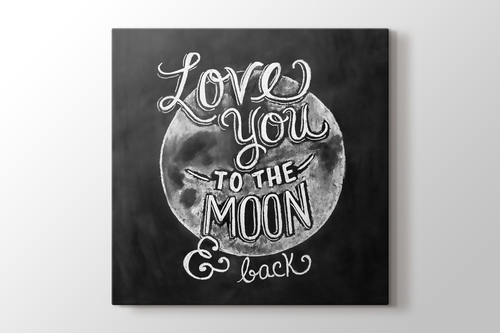 Love You to the Moon & Back görseli.