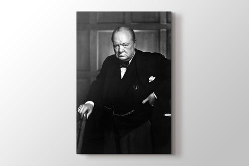 Sir Winston Churchill görseli.