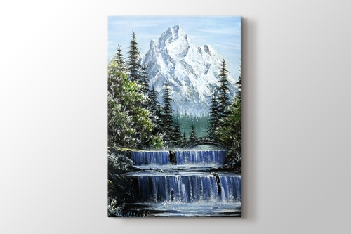 Snowy Mountain görseli.