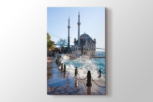 İstanbul - Ortakoy Camisi görseli.