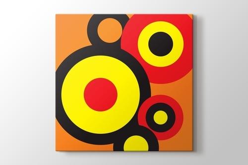 Circles in Orange görseli.