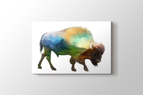 Bison Nature görseli.