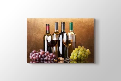 Kırmızı & Beyaz Şarap görseli.