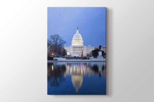 Washington DC - White House görseli.