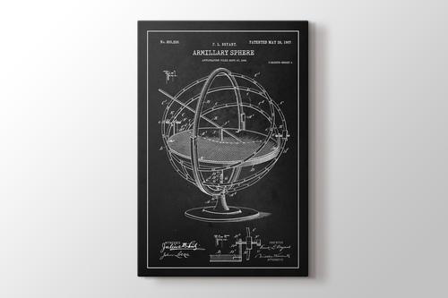 Armillary Sphere Patent görseli.