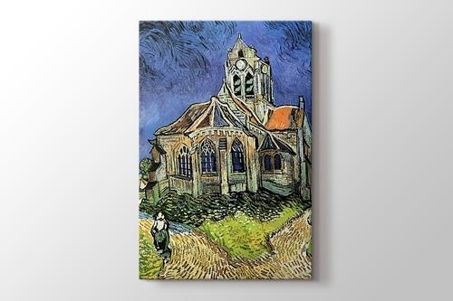 The Church at Auvers görseli.