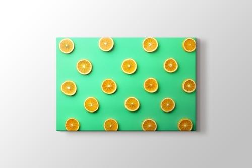 Portakal Dilimleri görseli.