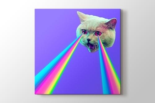 Rainbow Cat Eye görseli.