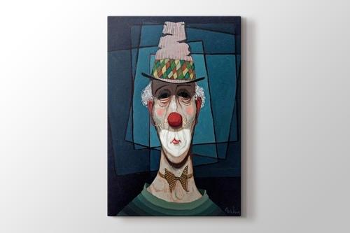 Clown görseli.