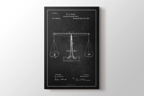 Balance Scale Patent görseli.