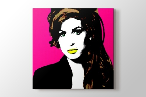 Amy Winehouse görseli.