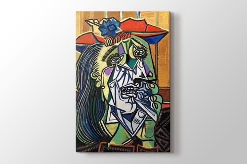 The Weeping Woman - Ağlayan Kadın görseli.