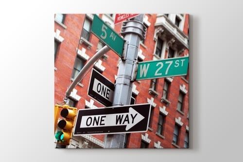 One Way görseli.