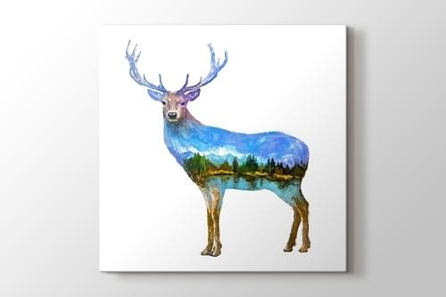Deer Nature görseli.