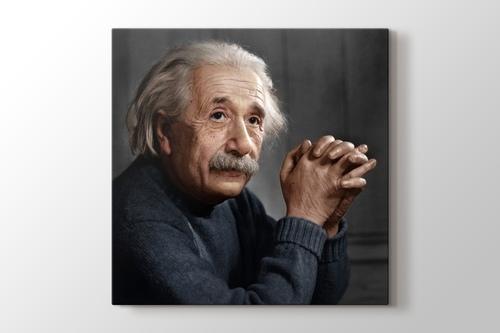 Albert Einstein görseli.