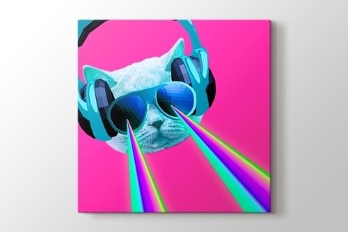 DJ Kedi görseli.