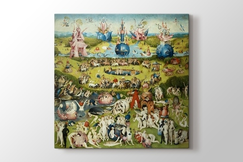 The Garden of Earthly Delights görseli.