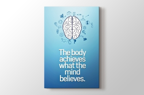 What the Mind Believes görseli.