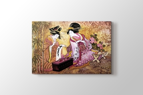 Geishas Sitting görseli.