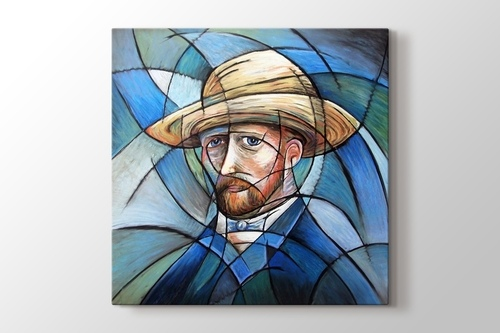 Blue Van Gogh görseli.
