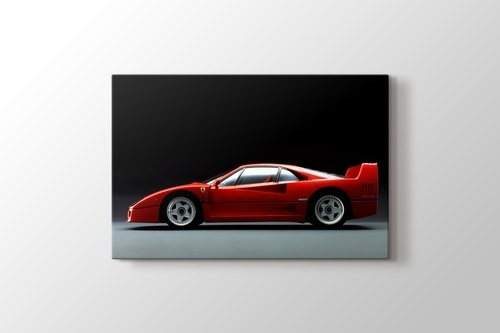 Ferrari F40 görseli.