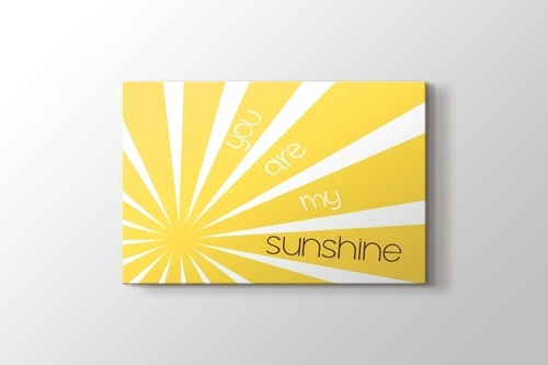 You Are My Sunshine görseli.