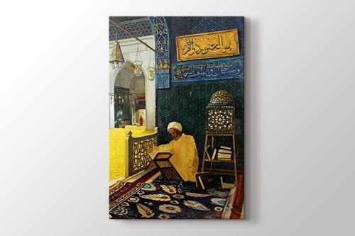 Kur'an Tilaveti görseli.