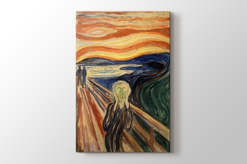 The Scream görseli.
