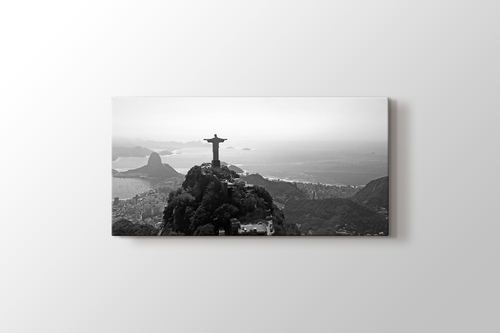 Rio de Janerio - Christo Redentor görseli.