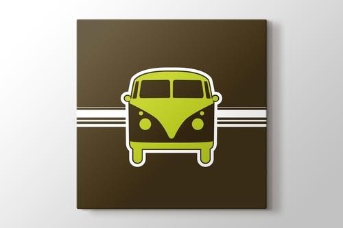 Retro VW görseli.