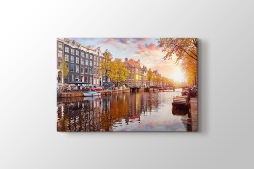 Amsterdam - Sunset görseli.