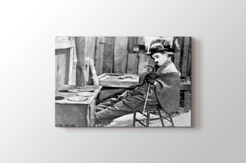 Charlie Chaplin görseli.