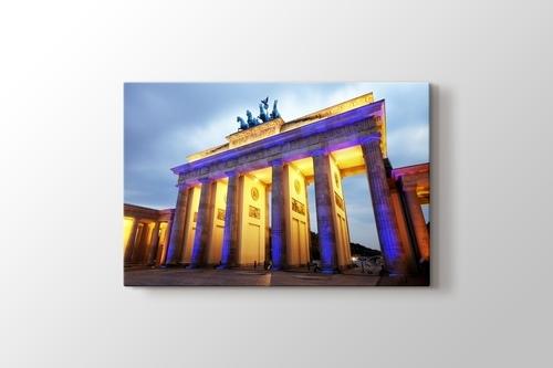 Berlin - Brandenberg Gate görseli.