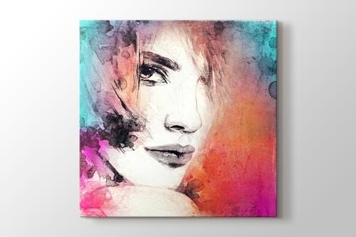 Woman Face görseli.