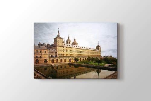 Madrid - Escorial Monastery görseli.