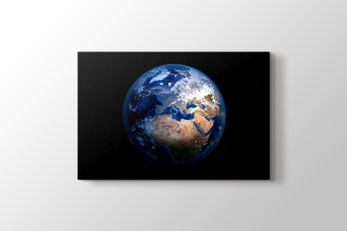 globe world görseli.