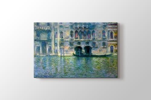 Il Palazzo Da Mula a Venezia görseli.
