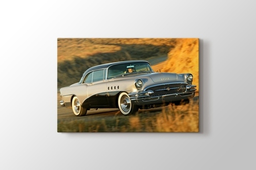 1955 Buick Roadmaster görseli.