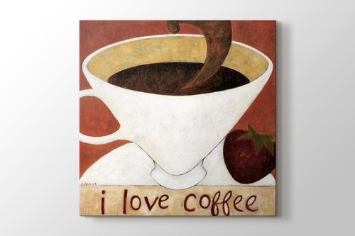 I Love Coffee görseli.