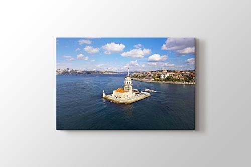 İstanbul - Kızkulesi görseli.