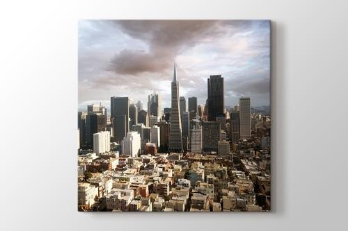 Chicago - Skyline Panorama görseli.