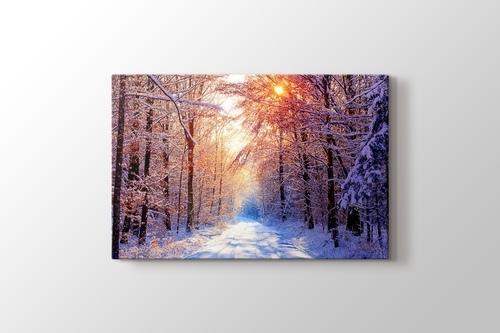 Snowy Road görseli.