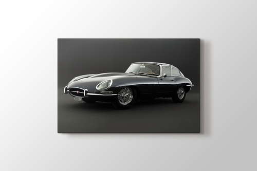 Jaguar E Type XK görseli.