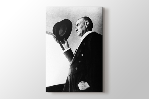 Atatürk Selam görseli.