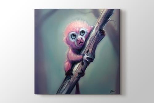 Pembe Maymun görseli.