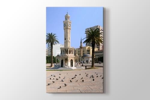 İzmir Saat Kulesi görseli.