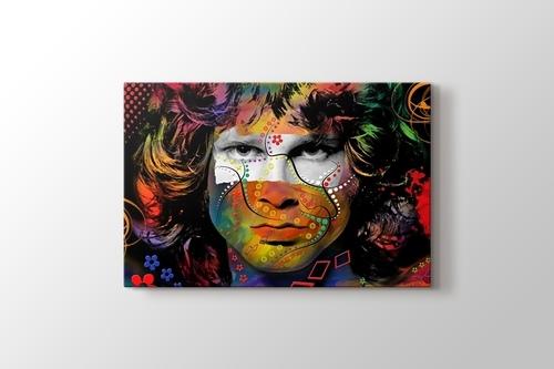 Jim Morrison görseli.