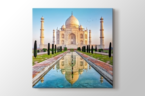 Taj Mahal görseli.