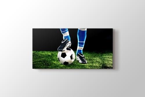 Futbol görseli.