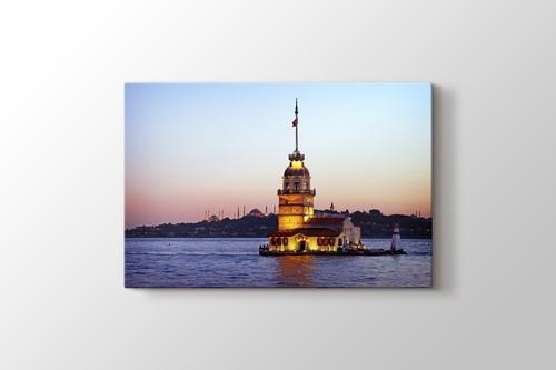 İstanbul - Kız Kulesi görseli.